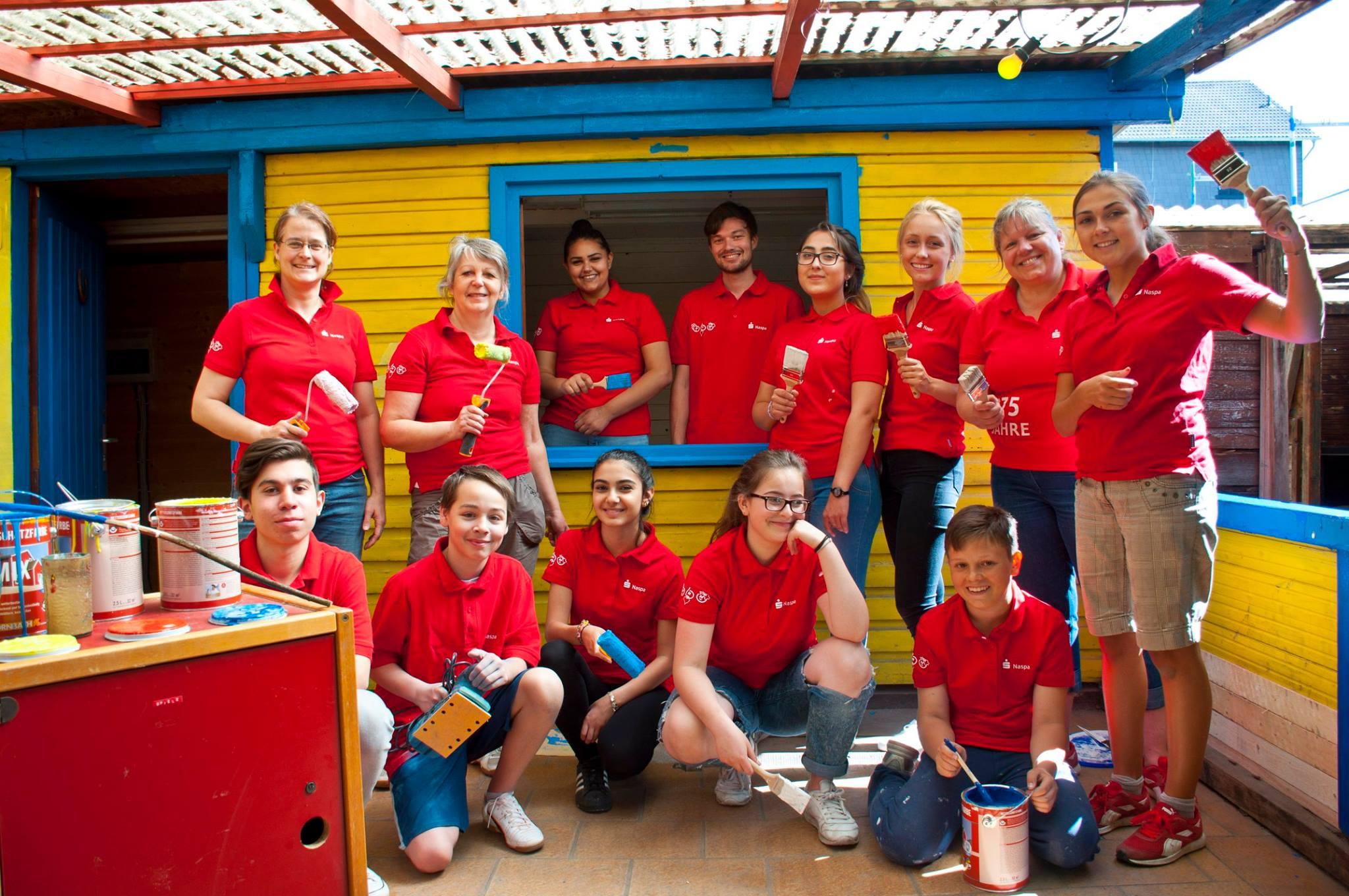 Engagement fördern, Profil stärken – Corporate Volunteering | DSGV - Bericht an die Gesellschaft