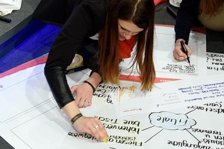 Junge Ideen und Netzwerke für die Zukunft – Kommunikation mit Anspruchsgruppen