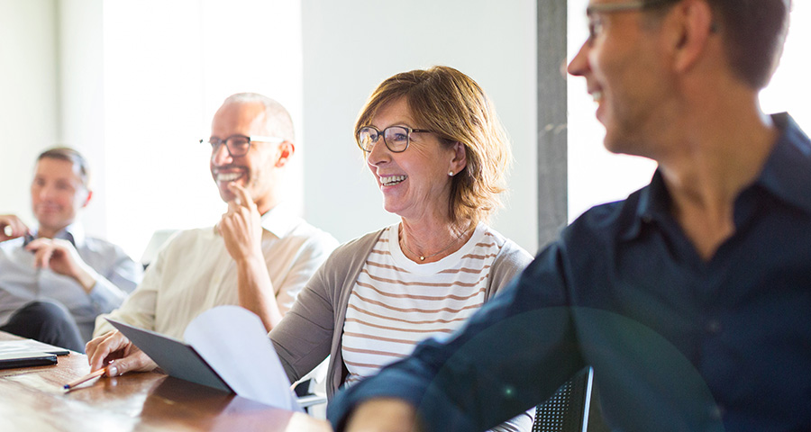Kommunikation mit Anspruchsgruppen – Auf Augenhöhe! | DSGV - Bericht an die Gesellschaft